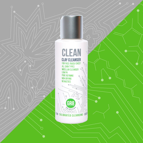 CLEAN: Clay Cleanser
