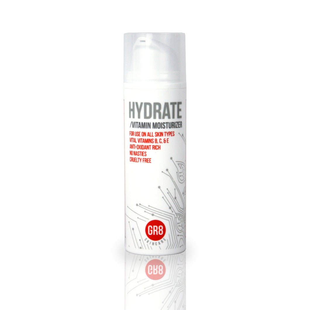 HYDRATE: Vitamin Moisturizer (Clean Club)