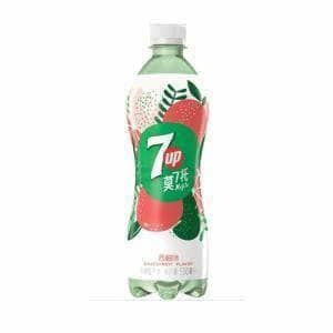 7 UP Mojito Soda Grapefruit Flavor - Curious Taste