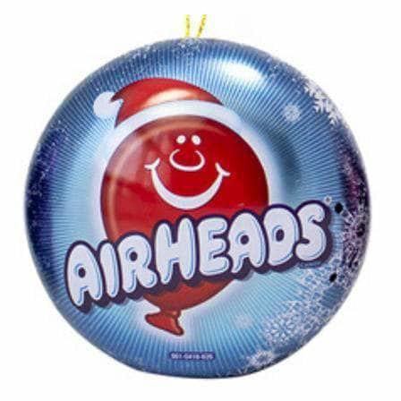 Airheads Christmas Ornament Tin - Curious Taste