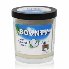 Bounty Spread with Coconut Flakes - Curious Taste