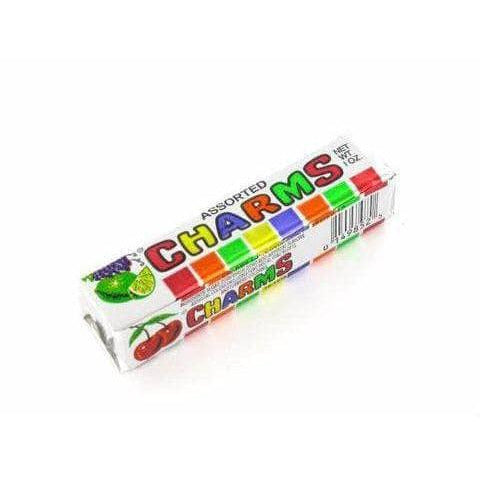 Charms Assorted Squares Candy - Curious Taste