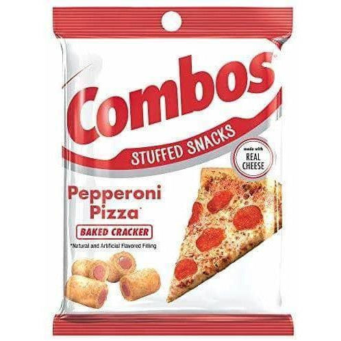 Combos Pepperoni - Curious Taste