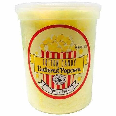 Cotton Candy Buttered Popcorn - Curious Taste