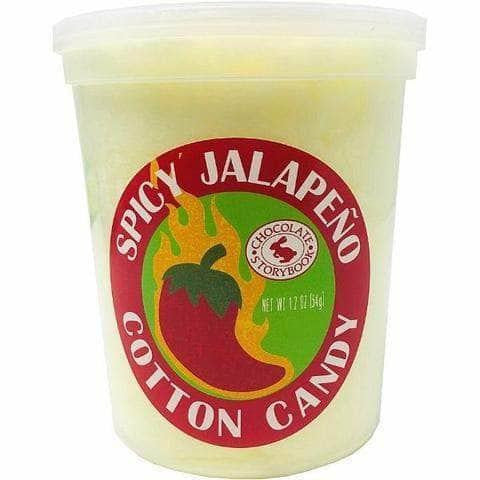 Cotton Candy Jalapeno - Curious Taste