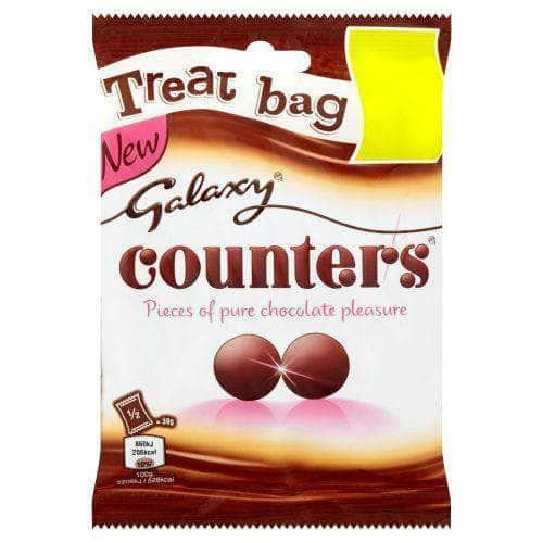 Galaxy Counters Pouch UK - Curious Taste