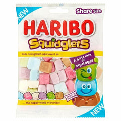 Haribo Squidglets Gummy Candy-UK - Curious Taste