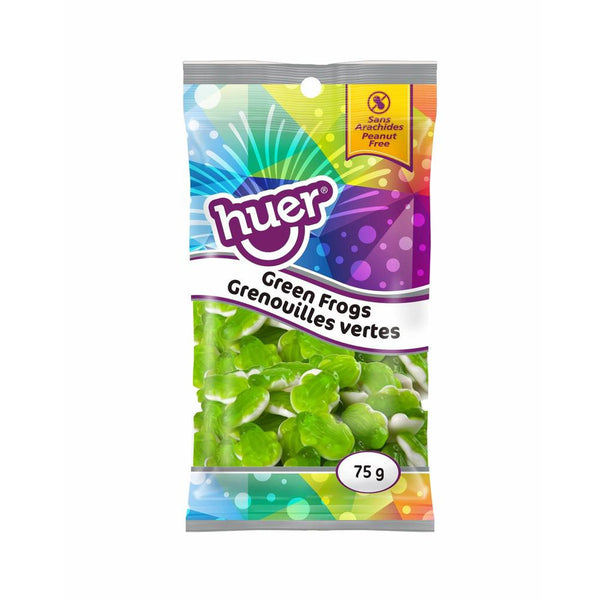 Huer Green Frogs - Curious Taste