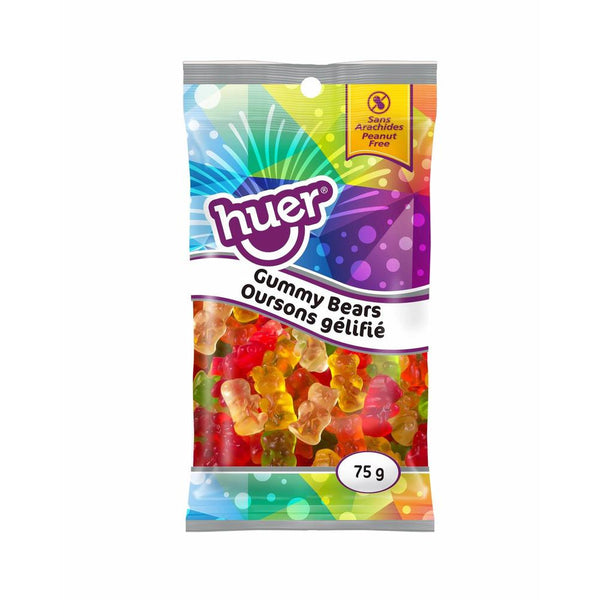 Huer Gummy Bears - Curious Taste