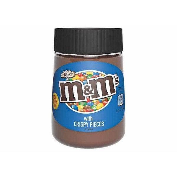 M&M's Chocolate Spread - Curious Taste