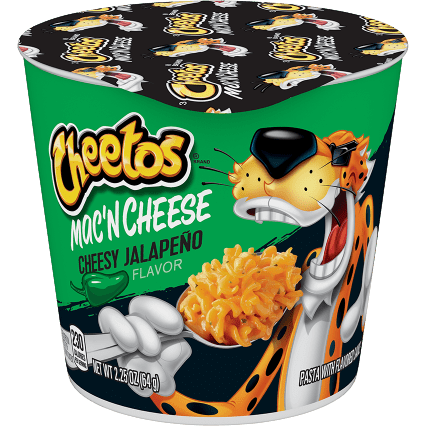 Mac'n Cheese Cheesy Jalapeño Cup - Curious Taste