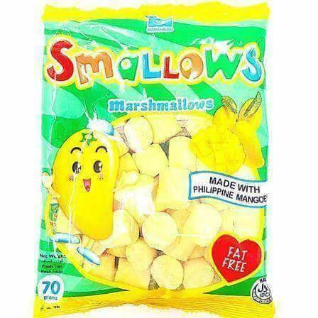 Marshies Smallows Marshmallows Mango - Curious Taste