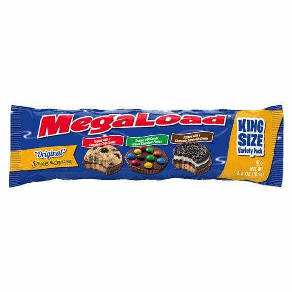Megaload Original King Size - Curious Taste