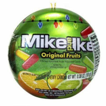 Mike and Ike Christmas Ornament Tin - Curious Taste
