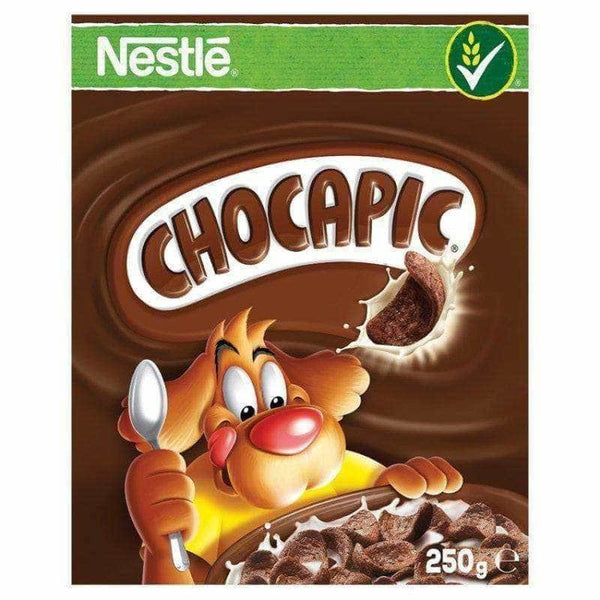 Curious Taste Nestlé Chocapic Cereal - 250 G candy store candy canadian candy canadian chocolate bars smarties bulk candy canada candy canada snickers snickers oreo  lays canada candy online online candy canada online drink canada buy online candy buy online drinks buy online candy canada candy store near me candy near me sweets shop canada candy store candy store canada candy