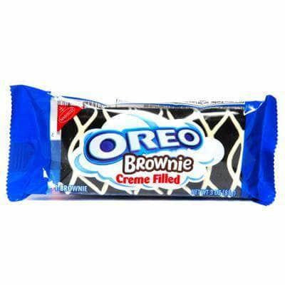 Oreo Brownie Creme Filled - Curious Taste