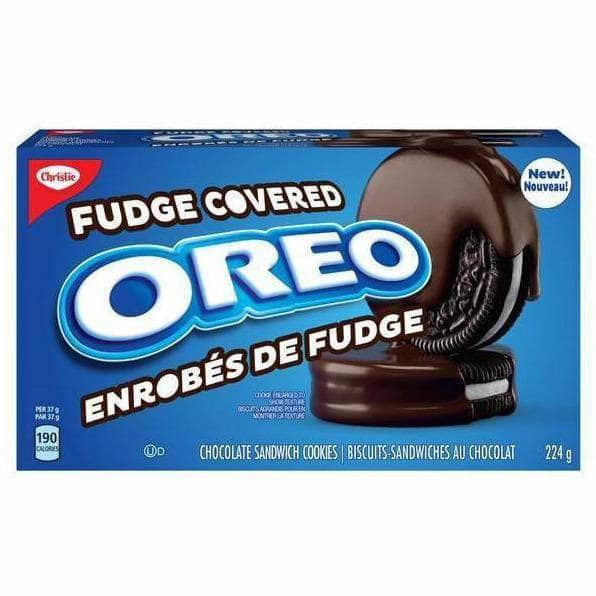 Oreo Fudge Covered - Curious Taste
