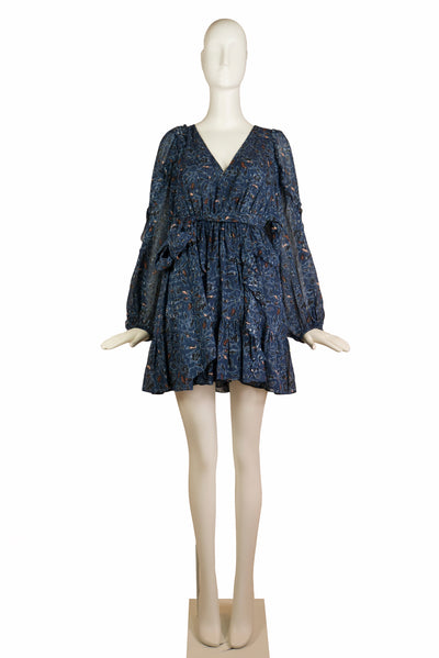 MAITA DRESS ULLA JOHNSON