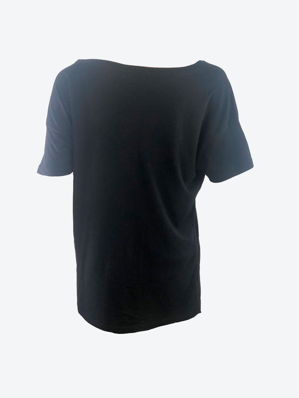 T-shirt manches courtes Femme d'occasion BERSHKA - Taille : 40 - L