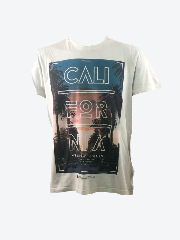 T-shirt manches courtes Homme d'occasion PRIMARK - Taille : 40 - L