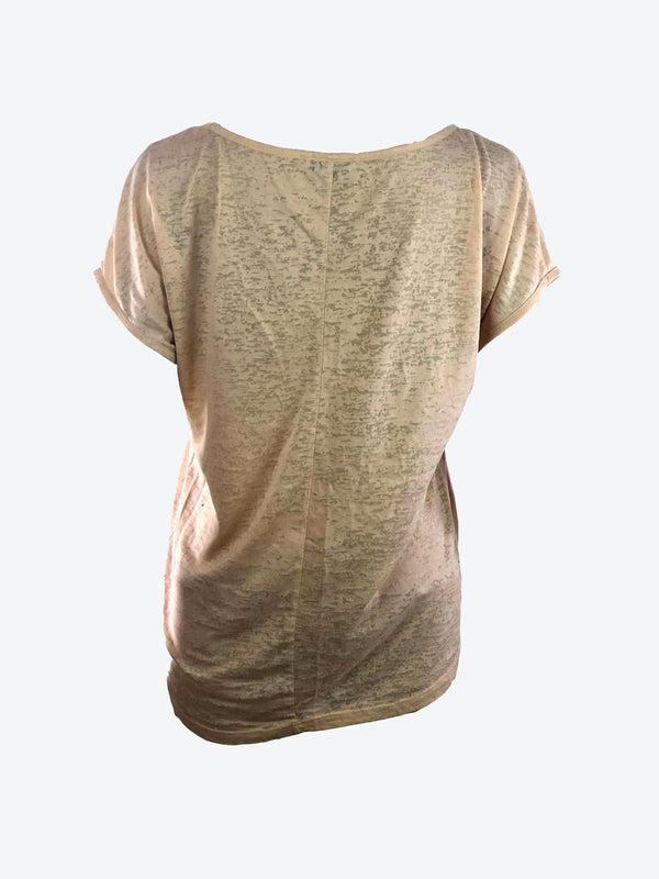 T-shirt manches courtes Femme d'occasion PULL & BEAR - Taille : 36 - S