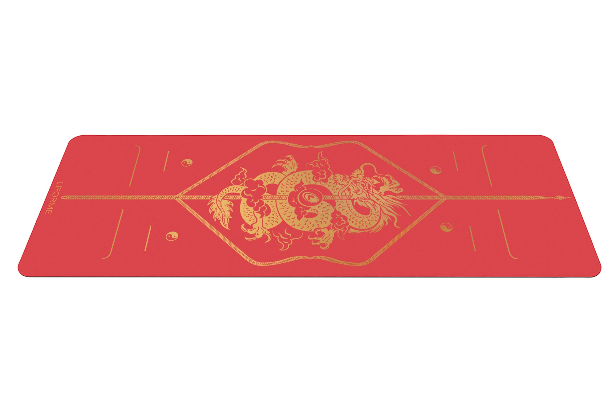 Liforme Dragon & Phoenix Yoga Mats - Dragon