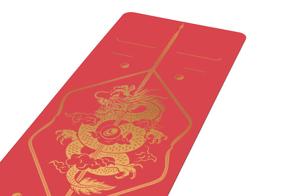 Liforme Dragon & Phoenix Yoga Mats - Dragon image 3