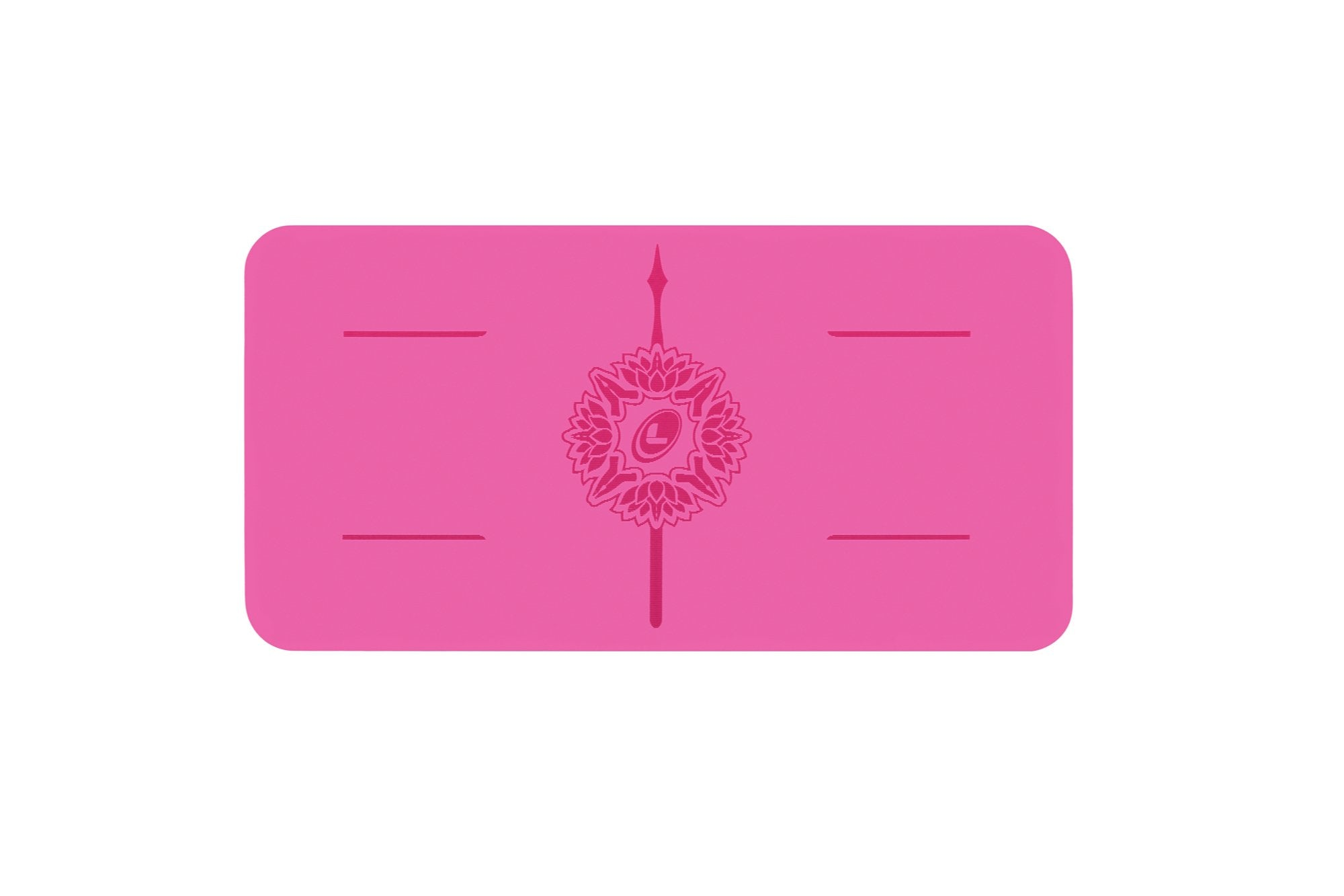 Liforme Yoga Pad - Grateful Pink