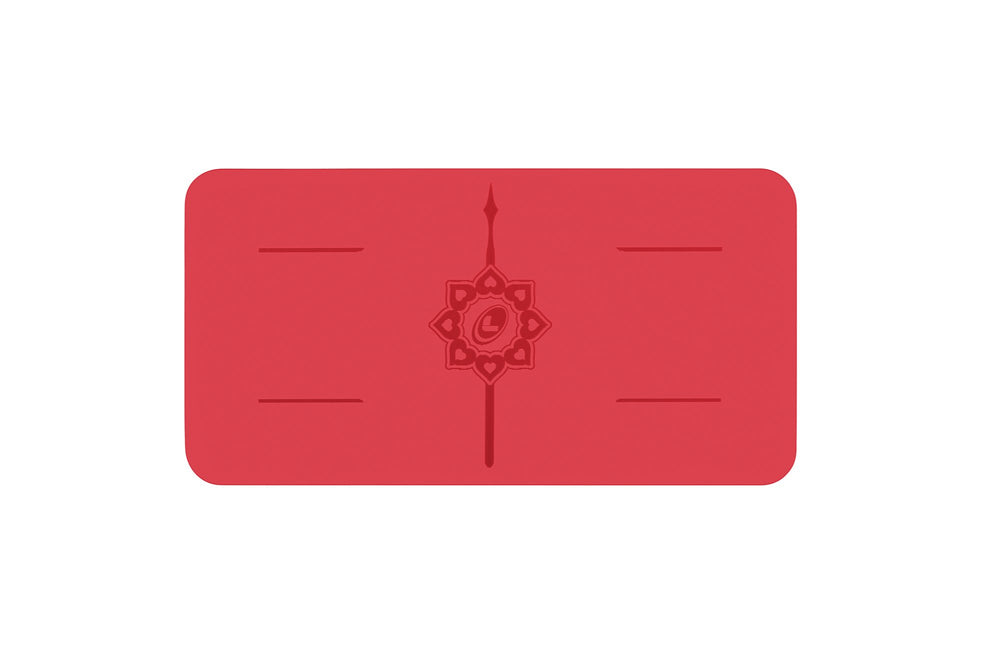 Liforme Yoga Pad - Red image 1