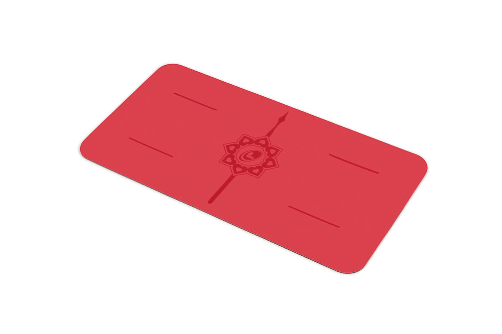 Liforme Yoga Pad - Red image 2