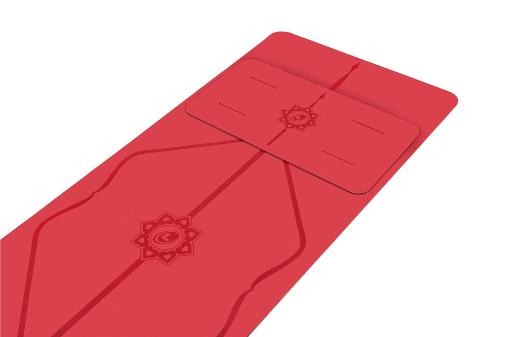 Liforme Yoga Pad - Red image 3