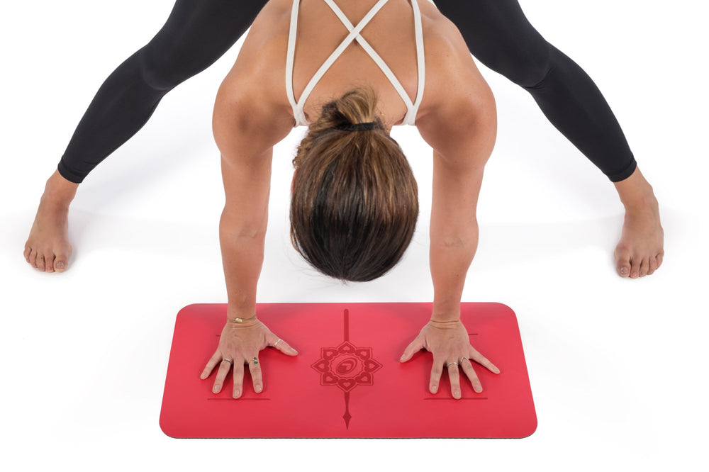 Liforme Yoga Pad - Red image 5