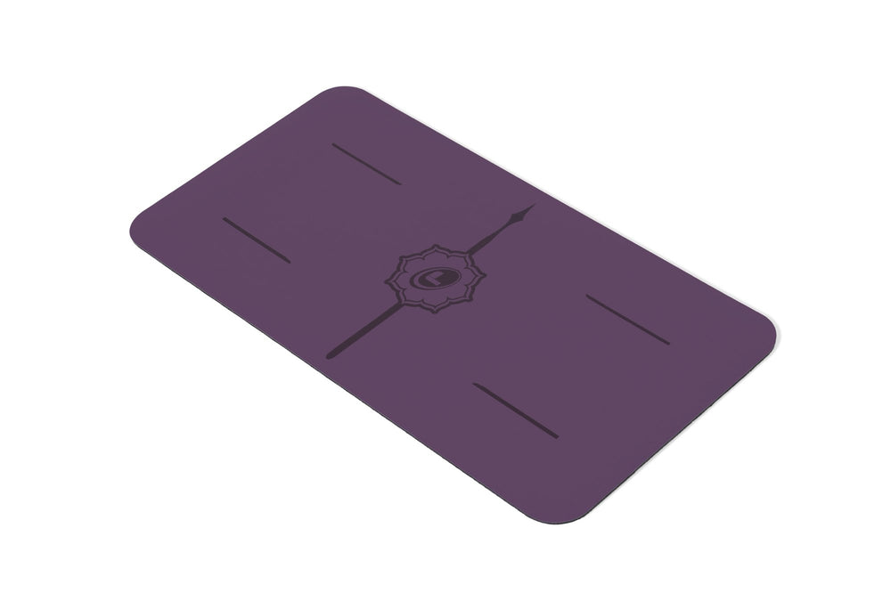 Liforme Yoga Pad - Purple Earth image 2