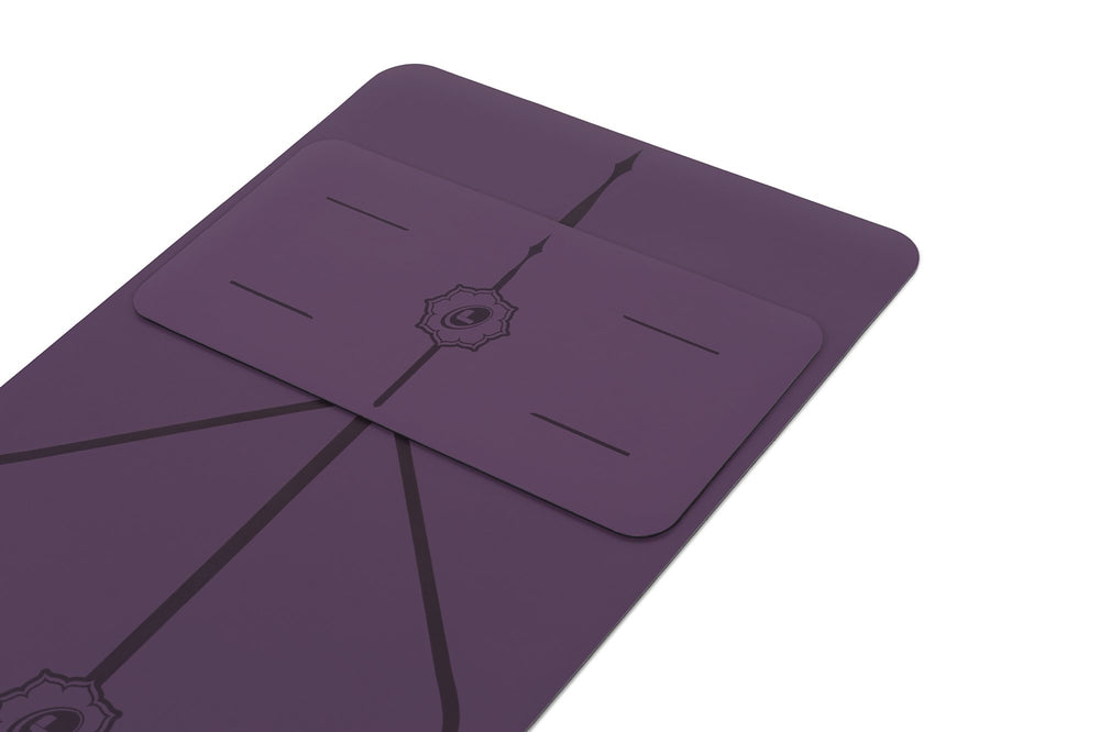 Liforme Yoga Pad - Purple Earth image 3