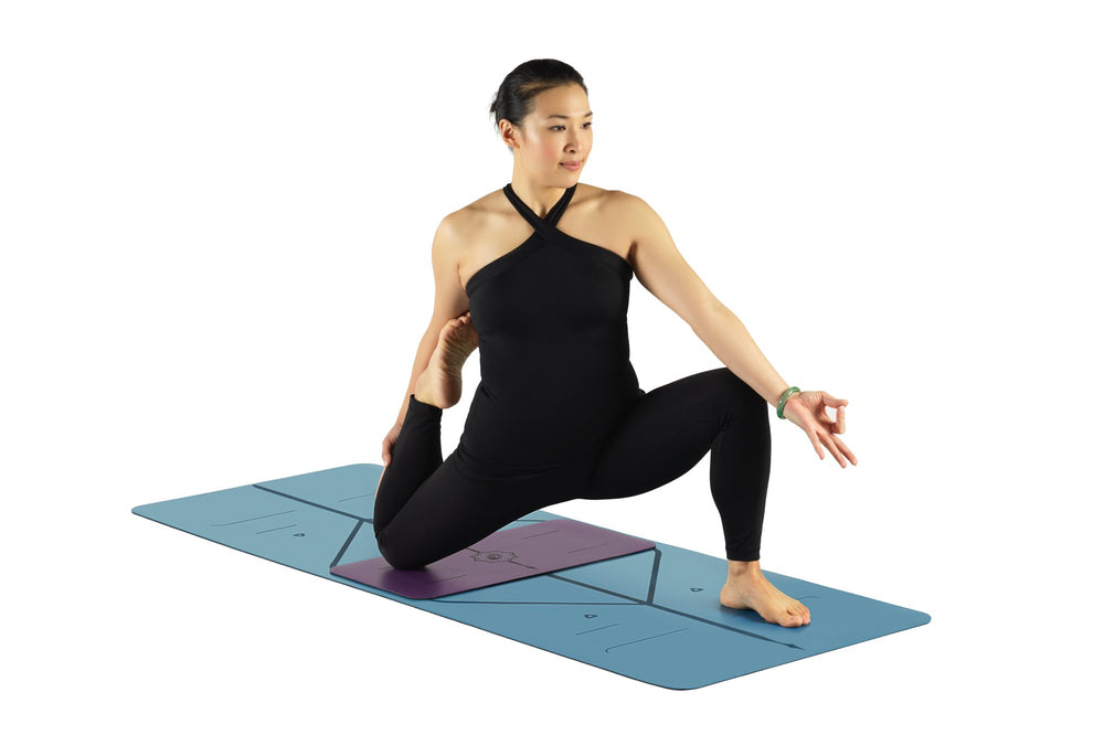 Liforme Yoga Pad - Purple Earth image 5