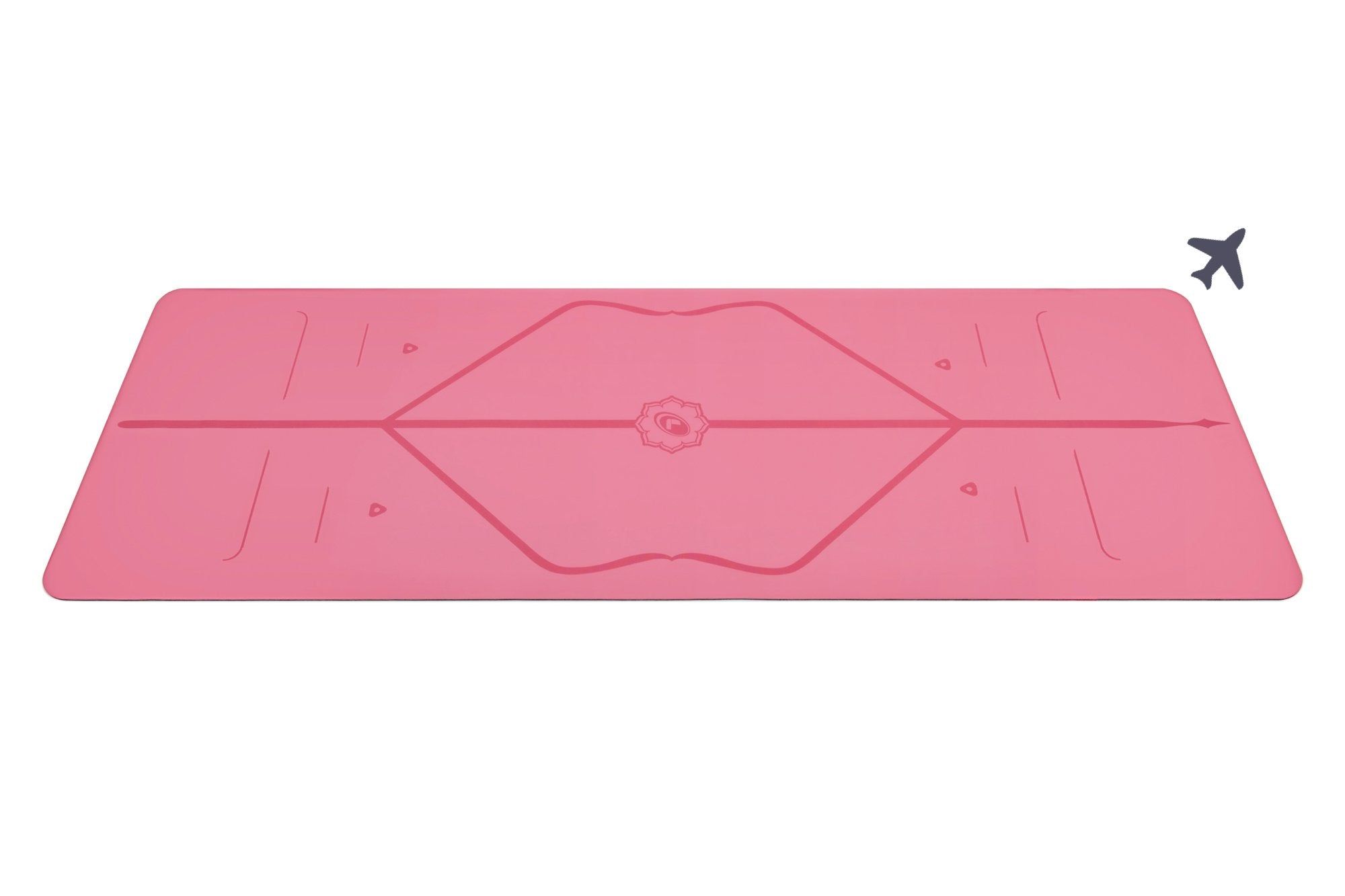 Liforme Travel Mat - Pink