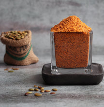 Load image into Gallery viewer, Pumpkin Watermelon Sunflower Seed Podi (three in one)