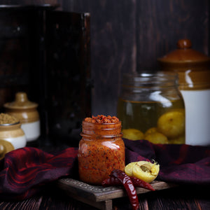 Amla Pickle - UsiriKaya