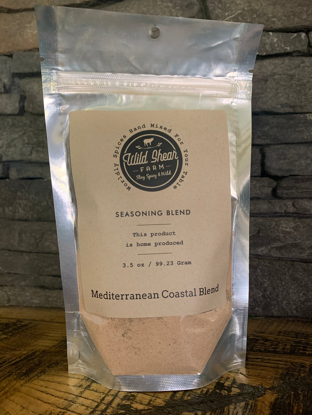 Mediterranean Coastal Blend- Large Bag