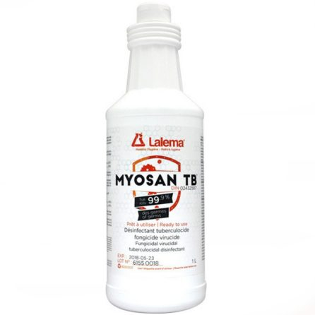 Désinfectant multisurface Myosan 1 Litre