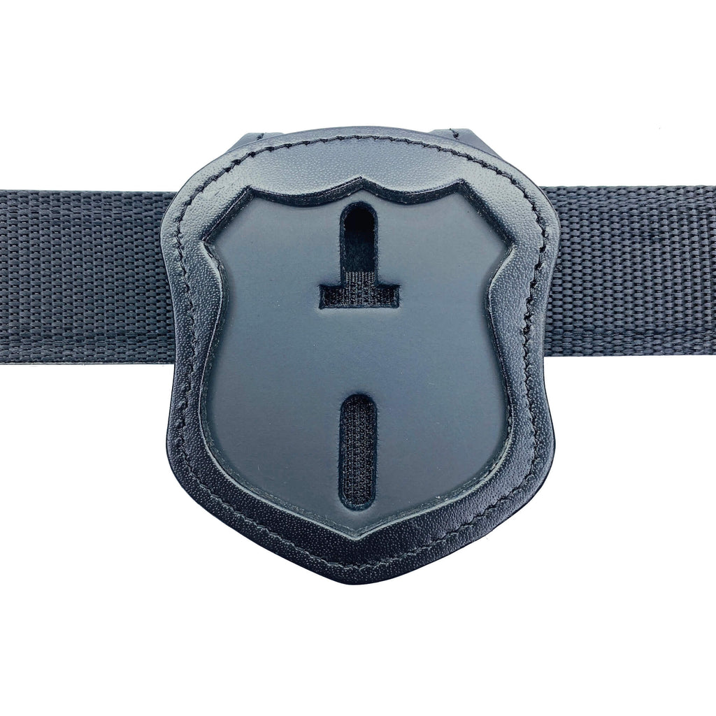 Police Officer Badge Belt