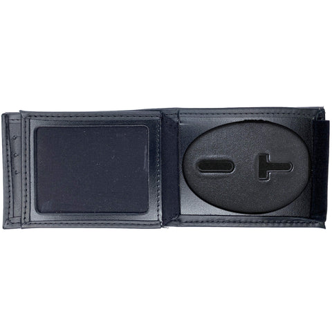 Phoenix Police Horizontal Bifold Hidden LARGE Badge Wallet-Perfect Fit-911 Duty Gear USA