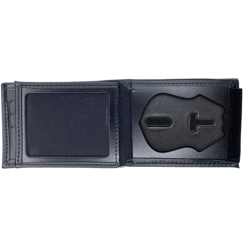 Atlanta Police Sergeant Horizontal Bifold Hidden Badge Wallet-Perfect Fit-911 Duty Gear USA