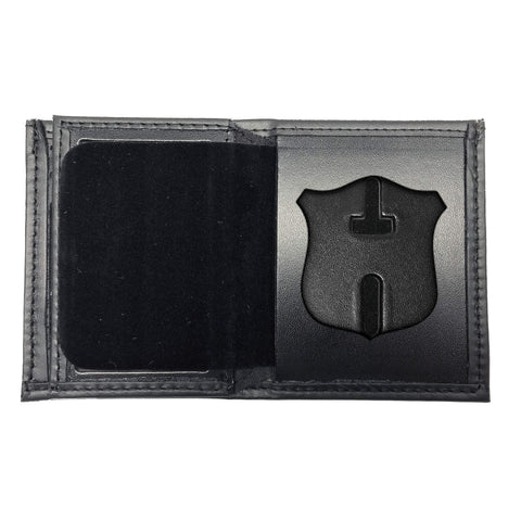Atlanta Police Officer Bifold Hidden Badge Wallet-Perfect Fit-911 Duty Gear USA