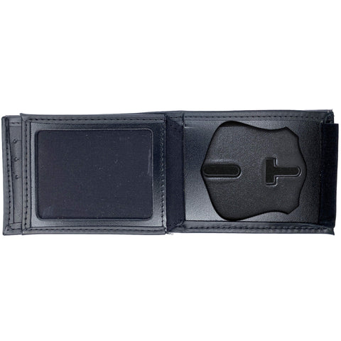 Washington DC Police Officer Horizontal Bifold Hidden Badge Wallet-Perfect Fit-911 Duty Gear USA