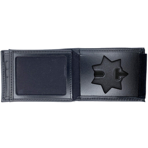Harris County Sheriff Horizontal Bifold Hidden Badge Wallet-Perfect Fit-911 Duty Gear USA