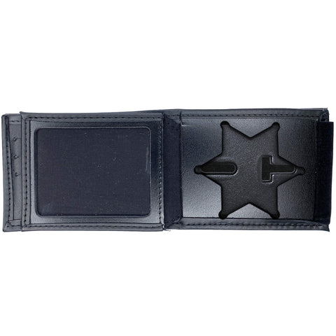 Los Angeles County Sheriff Horizontal Bifold Hidden Badge Wallet-Perfect Fit-911 Duty Gear USA