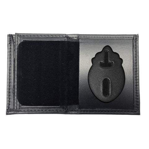 Vermont State Police Bifold Hidden Badge Wallet-Perfect Fit-911 Duty Gear USA