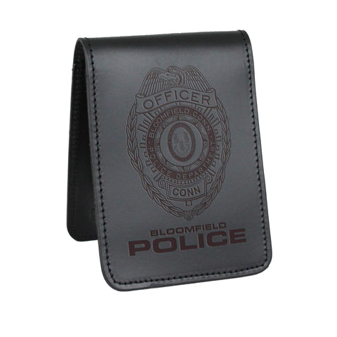 Bloomfield Police Notebook Cover-911 Duty Gear USA-911 Duty Gear USA