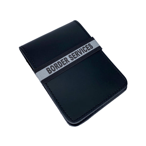 Border Services Reflective 3M Notebook ID Band